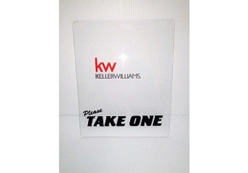 Flyer Box - Front - Keller Williams