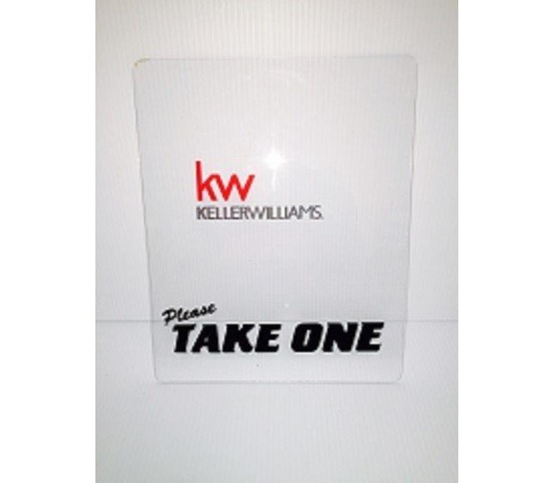 Flyer Box - Front - Keller Williams