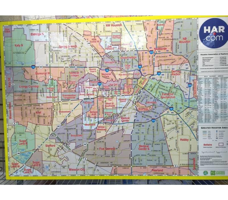 Map - MLS Geo Area - Inset