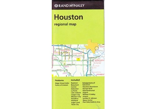 Street Map - Houston Regional