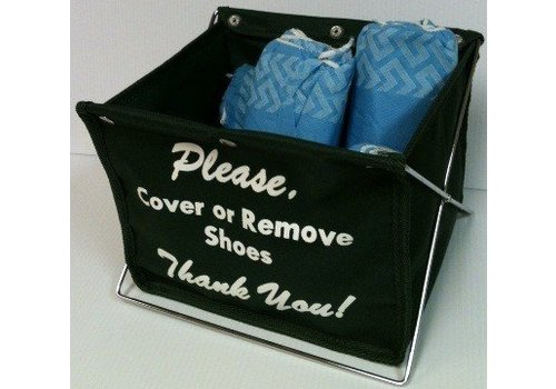 Shoe Cover Basket