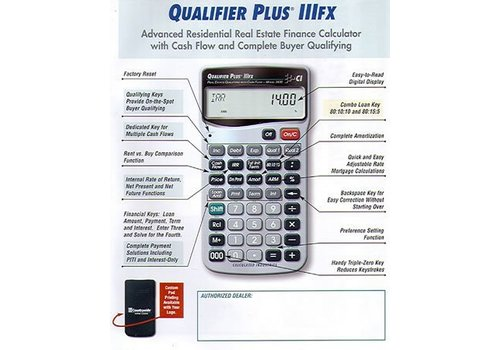 Calculator - Qualifier Plus FX