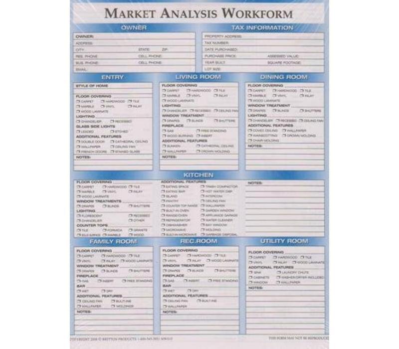 Market Worksheets