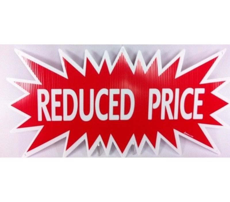 Burst - Reduced Price