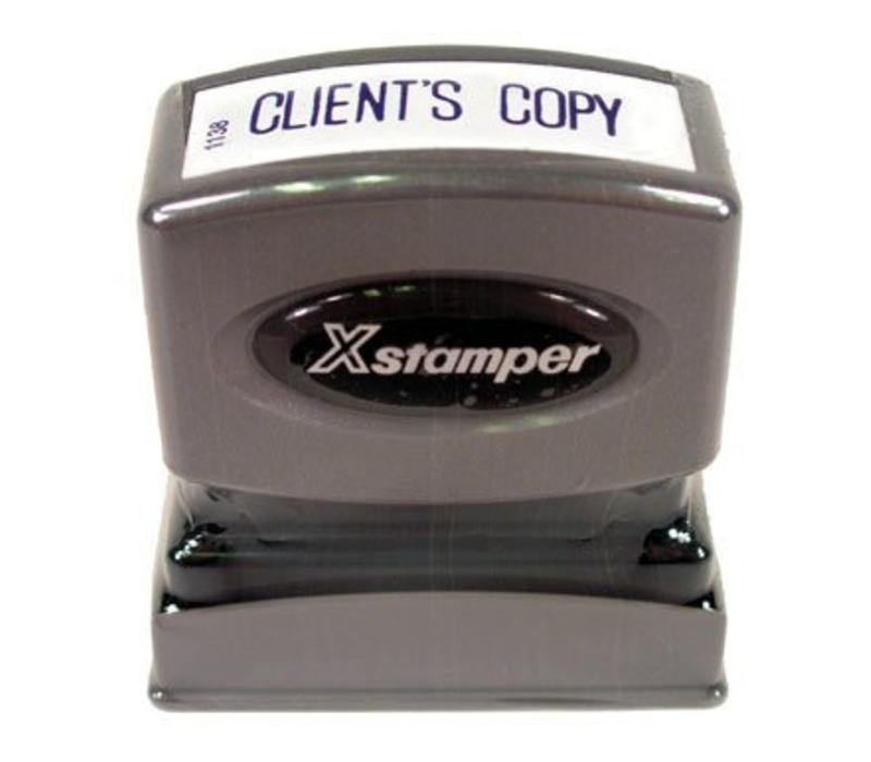 Stamp - Title - Client Copy