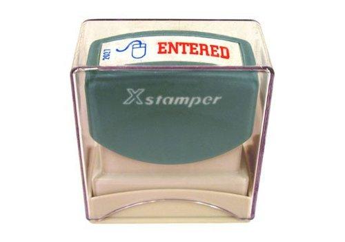Stamp - Title - Entered