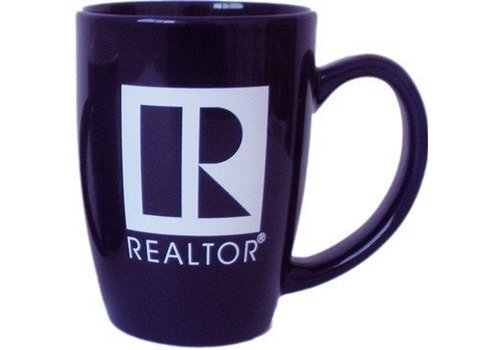 Realtor R Coffee Mug - Large - Navy