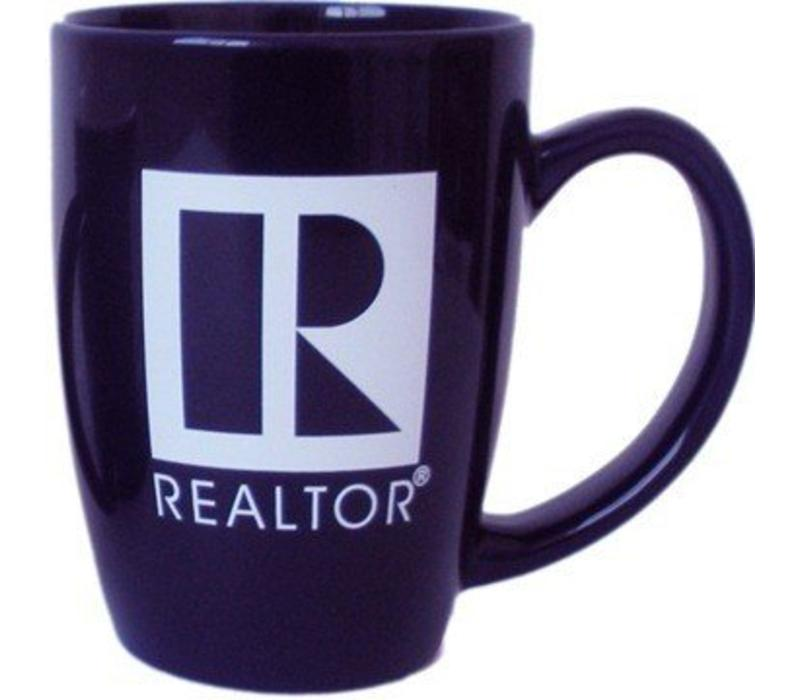 Realtor R Coffee Mug - Large - Navy
