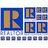 Realtor R Decal Sticker Sheet - Die Cut