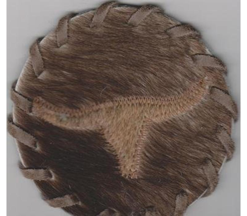 Coaster - Leather - Long Horn