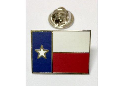 Pin - Lapel - Texas Flag
