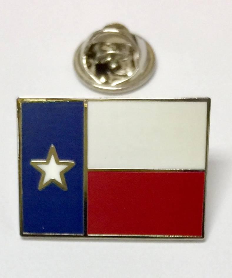 Pin   Lapel   Texas Flag