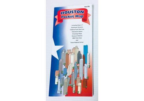 Pocket Map - Houston