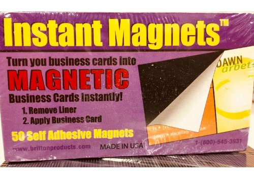 Business Card Magnets - 50