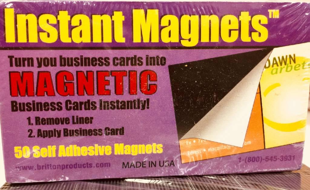 Business Card Magnets - 50 - HAR Supercenter Central