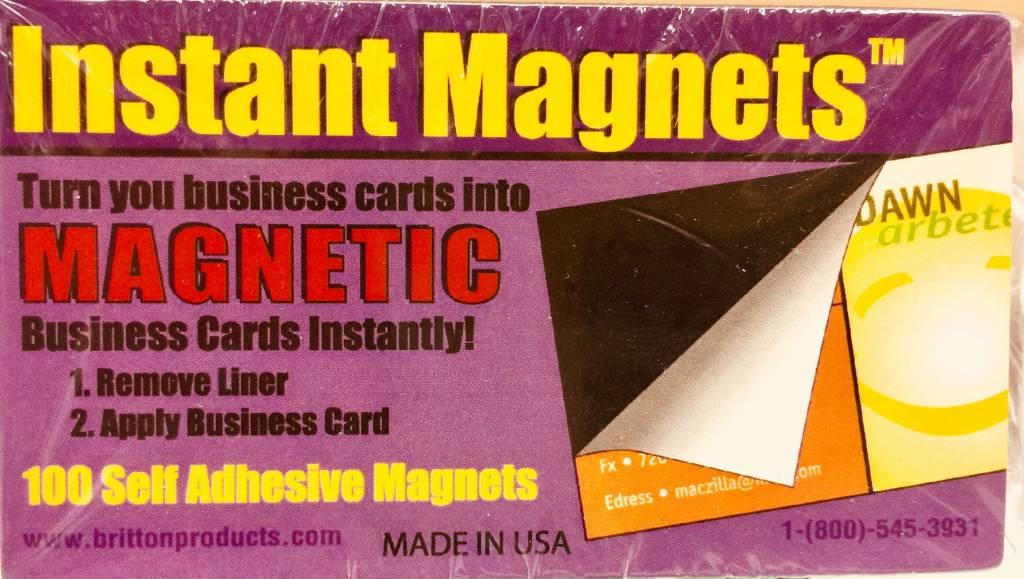 Business Card Magnets - 100 - HAR Supercenter Central
