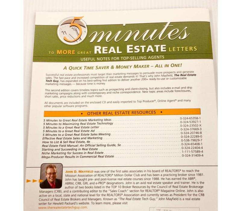 5 Min Great Real Estate Letter