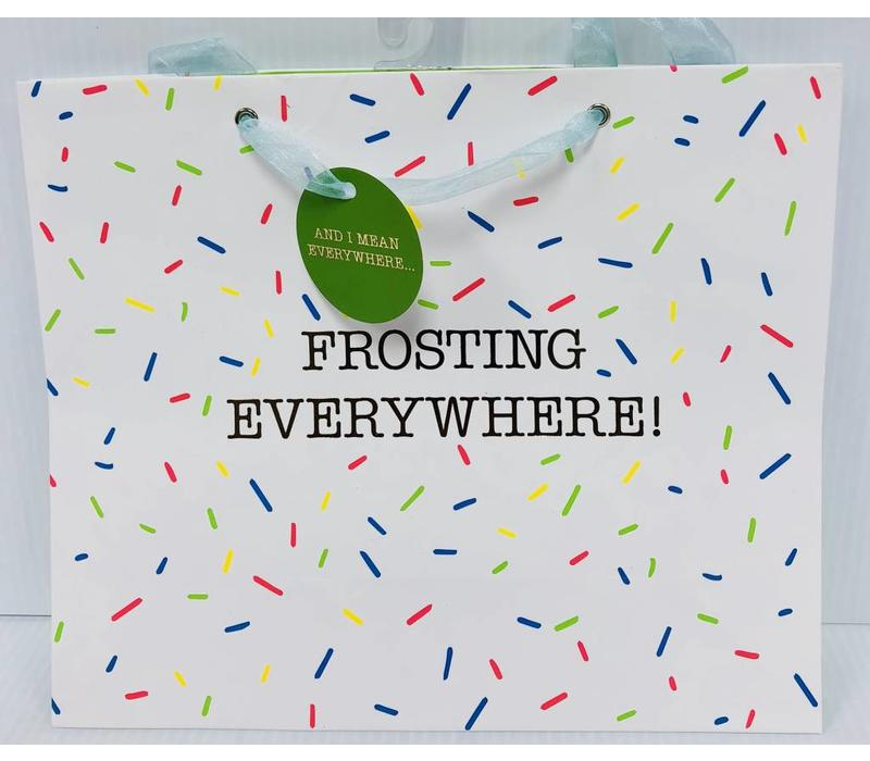Gift Bag - Med - Frosting Everywhere