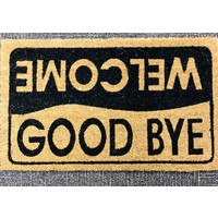 Doormat - Welcome/GoodBye