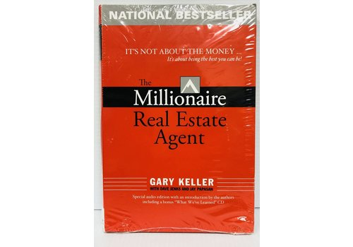 CD Set - Millionaire RE Agent