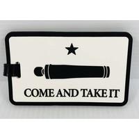 Luggage Tag - Come & Take It