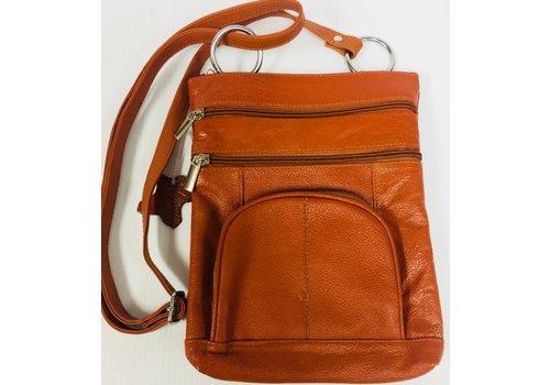 Satchel - Leather -