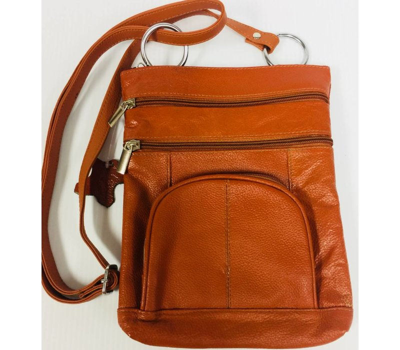 Satchel - Leather -