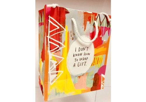 Gift Bag - I Don't Know How To Wrap