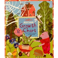 Growth Chart - Making The Garden