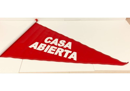 Flag - Casa Abierta - Red