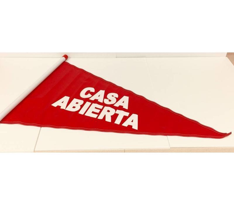 Flag - Casa Abierta - Red