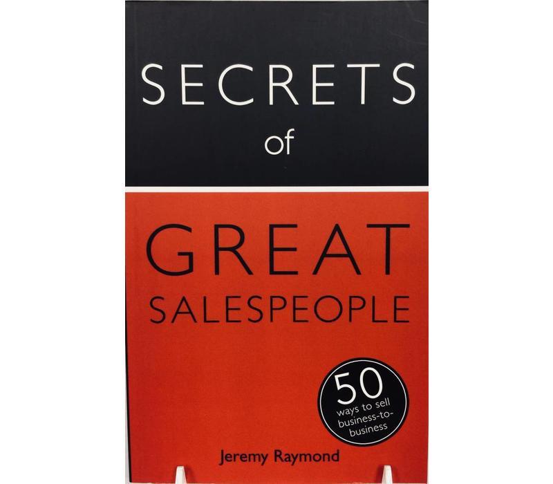 Secrets of Great Sales People