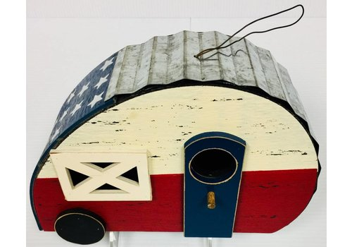 Bird House - Camper - Americana