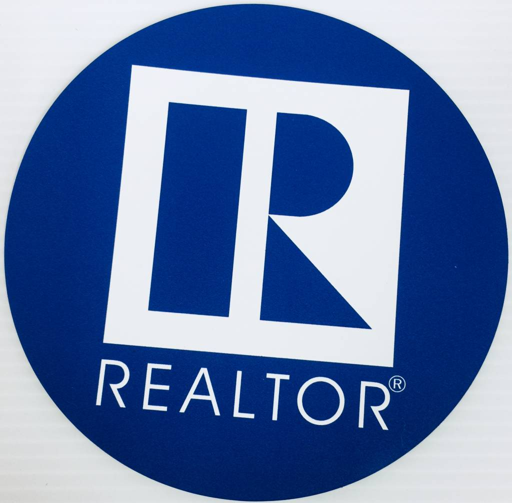 Realtor R Auto Magnet Round Har Supercenter Central
