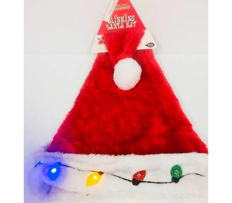 Santa Hat - Blinking