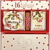 Gift Tag Set - Watercolor Berries