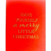 Gift Card Box - Merry Little Christmas
