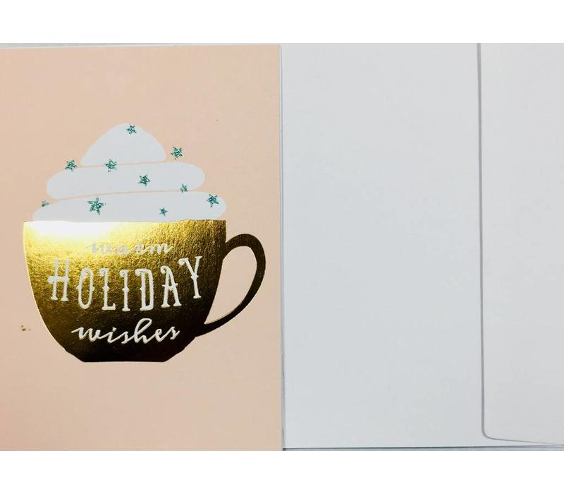 Cards - Holiday - Petite - Warm Wishes