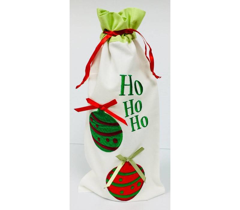 Wine Bag - Ho Ho Ho