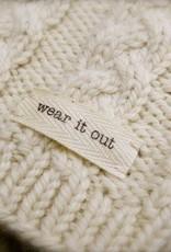 Big Bad Wool Big Bad Wool Wear It Out Twill Tags