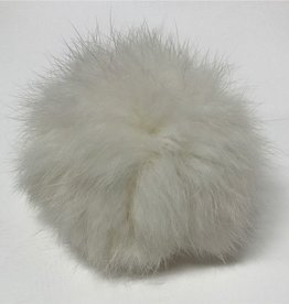 Big Bad Wool Big Bad Wool Ecru Small Pom Pom