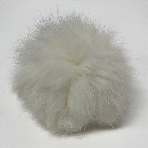 Big Bad Wool Big Bad Wool White Small Pom Pom