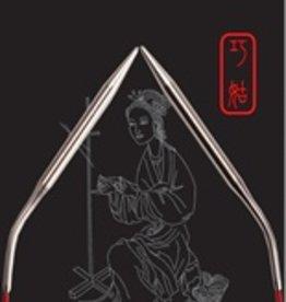 "ChiaoGoo ChiaoGoo 12"" US 4 SS Red Circular Needle"