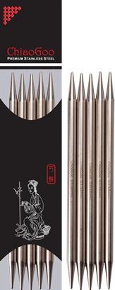 """ChiaoGoo ChiaoGoo S-Steel DPN 6"""" US 10.5"""