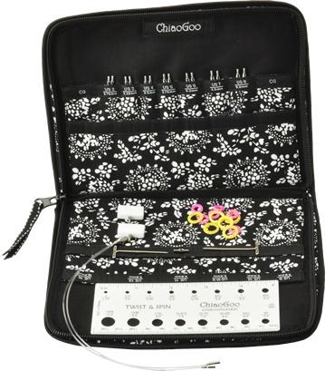 "ChiaoGoo ChiaoGoo Twist 4"" Interchangeable Small Needle Set"