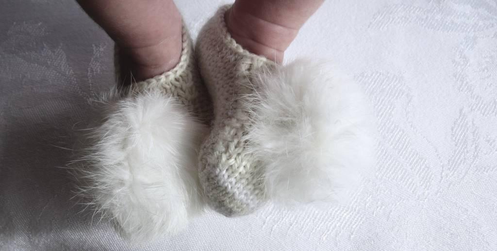 Big Bad Wool En Pointe Layette Pattern By Big Bad Wool