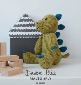 Debbie Bliss Crochet Dinosaur Pattern