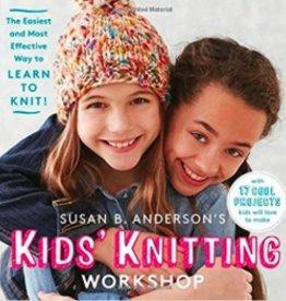 Kids Knitting Workshop Book
