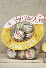 Love & Leche Love & Leche Anywhere Balm Mini Tin