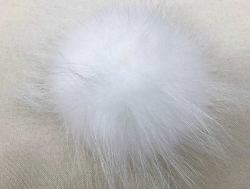 Big Bad Wool Big Bad Wool XL White Pom Pom